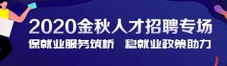 2020金秋招聘会
