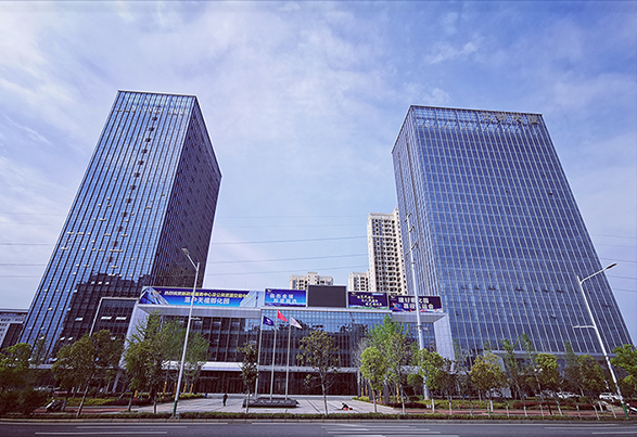 蕲春县电子商务孵化园